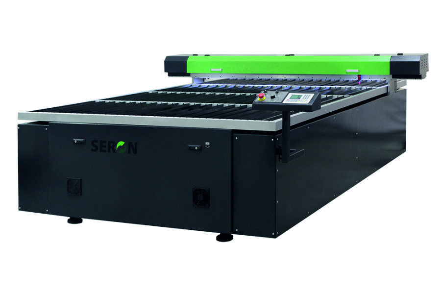Laser CO2 tipo FLATBED – SL1325