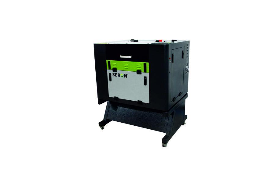 Laser per incisione e taglio di CO2 – Seron SL0503