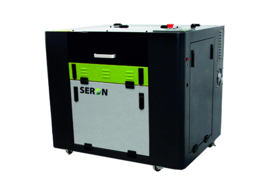 Laser per incisione e taglio di CO2 – Seron SL0604