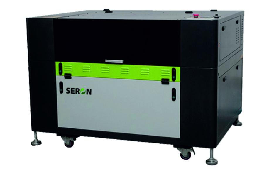 Laser per incisione e taglio di CO2 – Seron SL0906