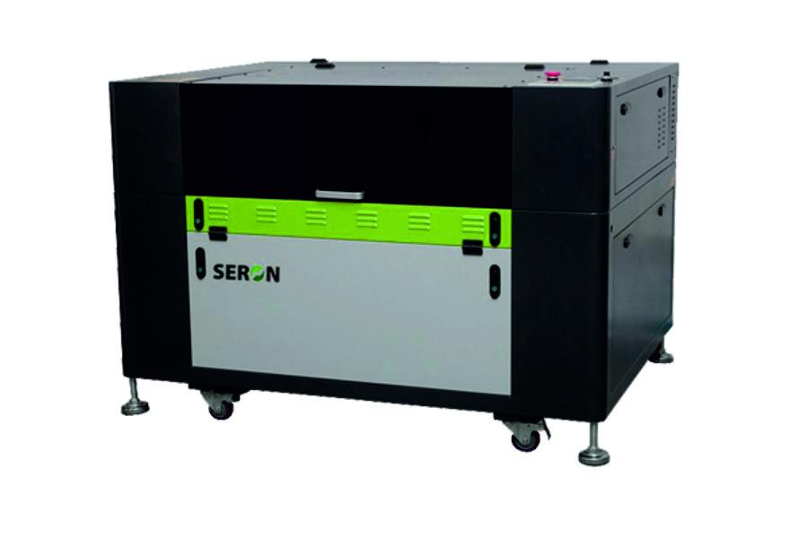 Laser per incisione e taglio di CO2 – Seron SL1208