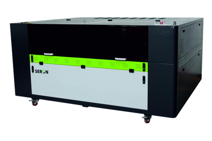Laser per incisione e taglio di CO2 – Seron SL1512