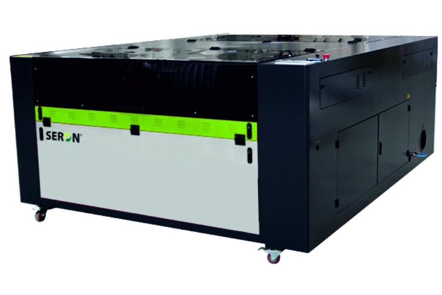 Laser per incisione e taglio di CO2 – Seron SL1520