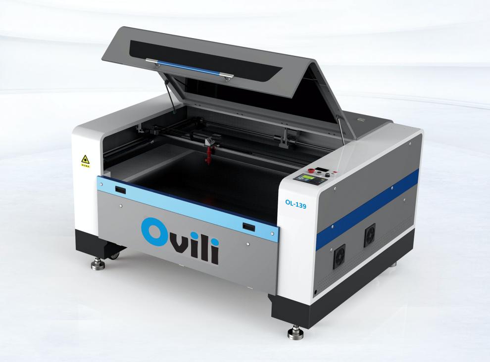Laser per incisione e taglio di CO2 – OVILI OL-139