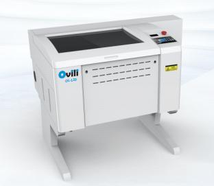 Laser per incisione e taglio di CO2 – OVILI OL-120
